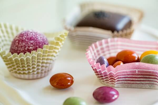 Pastry & Candy Cups   Novacart on