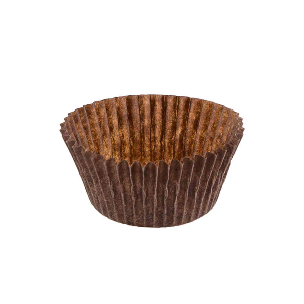 Brown Baking Cup Novacart